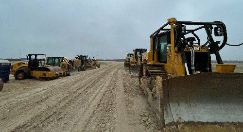 Steely Determination: Geiger Takes Technology Approach to Meeting Fast Track Mill Construction