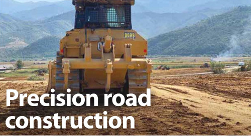 Austrian contractor PORR is setting new trends with its work on the Sibiu highway in Romania
