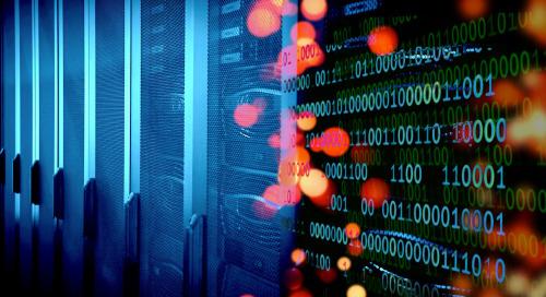 Europejskie firmy nie są konkurencyjne pod kątem wykorzystywania danych