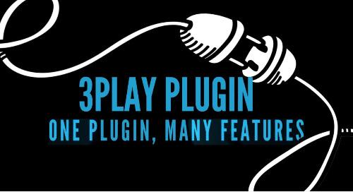 3Play Plugin