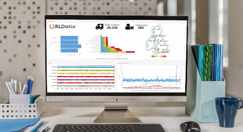The link between data visualisation and patient safety