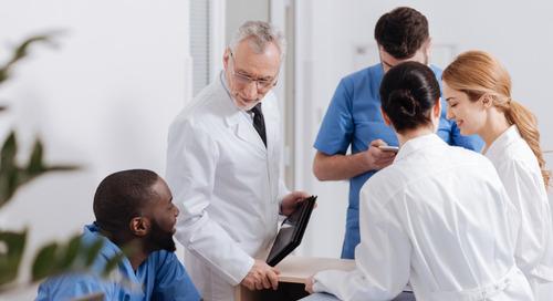 Managing Change in Healthcare through Servant Leadership