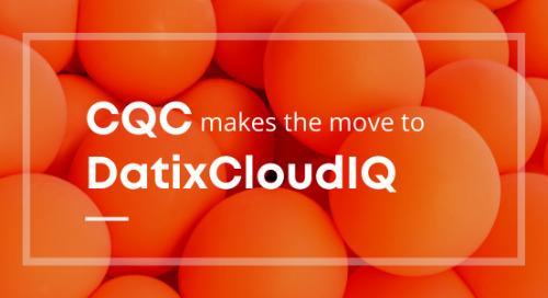 CQC make the move to DCIQ
