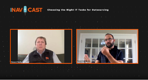 Navicast – Choosing the Right IT Tasks for Outsourcing