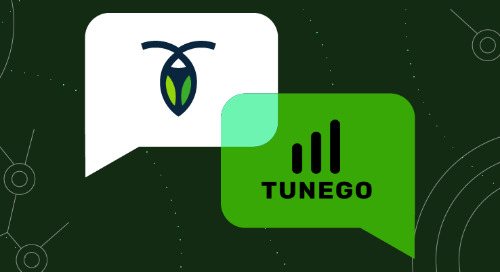 TuneGO architects from the beginning for scale & resilience