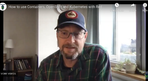 [ep 9] How to Use Containers, OpenShift and Kubernetes with Red Hat | The Cockroach Hour