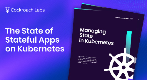 Managing State in Kubernetes Guide