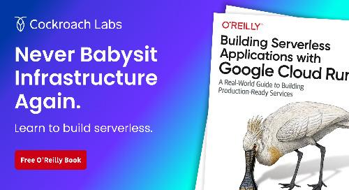 O'Reilly | Building Serverless Applications with Google Cloud Run