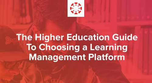 Higher Education Guide To Choosing A Learning Management Platform