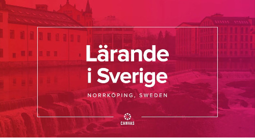 Video: Lärande i Sverige & Canvas