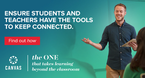 Infographic: Maintaining the Connection of the Classroom
