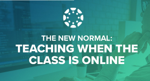 The New Normal - Teaching When the Class is at Home