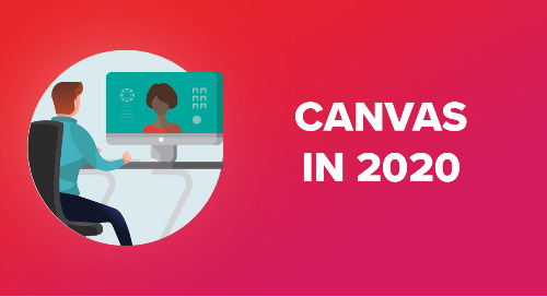 What we're doing with Canvas LMS in 2020