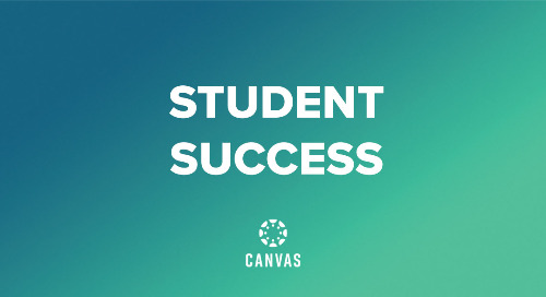 Focusing on Outcomes for Student Success