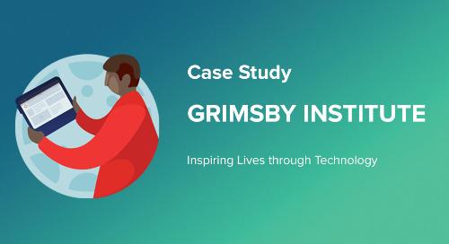 Video: Alan Hanley at Grimsby Institute