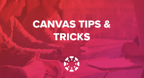 Cool things you can do with Canvas
