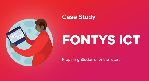 Video: Fontys ICT & Canvas - Preparing Students for the Future