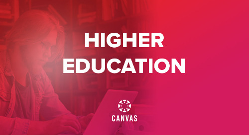 Maastricht University replaces its learning management system with Canvas to enhance problem-based learning