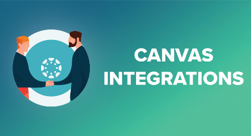 Canvas and Adobe Creative Cloud Deliver Creativity & Imagination Opportunities to K-20 Students
