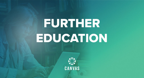 Canvas at Blackpool and The Fylde College