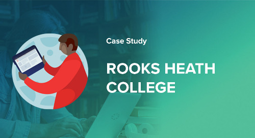 Video: Rooks Heath College