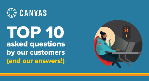 Infographic: Top 10 Questions asked by our customers