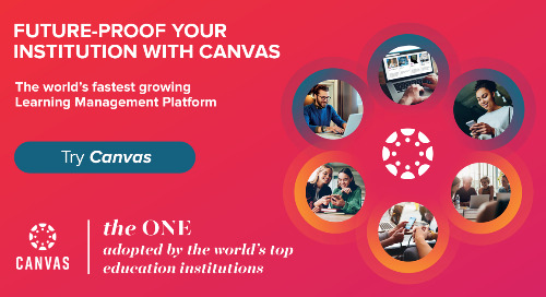 Product Guide: The Canvas Learning Management Platform