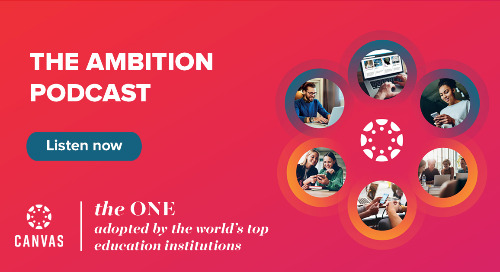 The Ambition Podcast: Canvas & AMBA