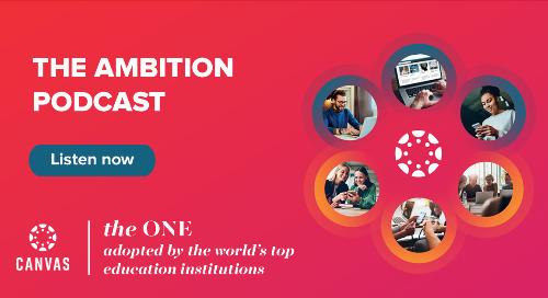 The Ambition Podcast: Canvas & AMBA