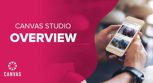 What is Canvas Studio?
