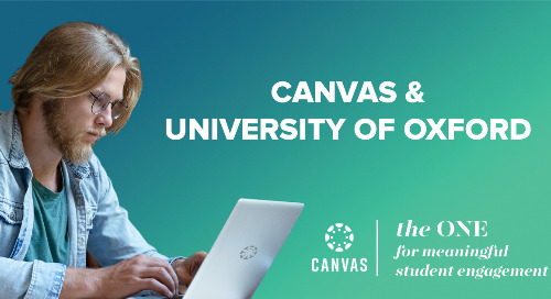 Canvas at Oxford University