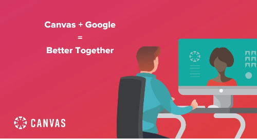 Video: Canvas + Google