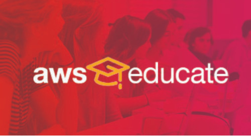 Webinar: Supporting Cloud-Based Instruction with AWS Educate