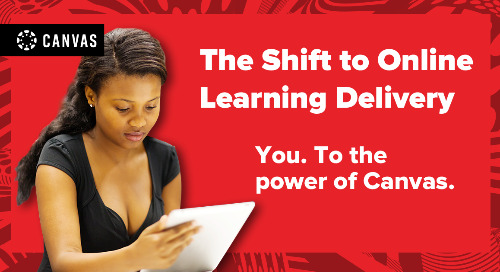 Silver Linings in the Face of COVID-19: The Shift to Online Learning Delivery