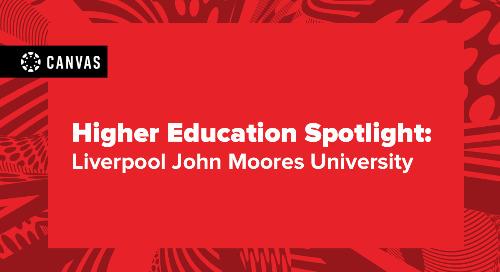 Higher Education Spotlight: Liverpool John Moores University