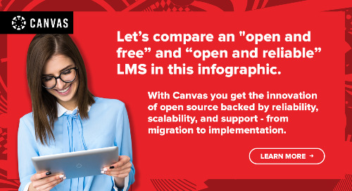 Infographic:  Your LMS isn't free