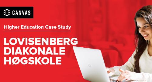 Case Study: Lovisenberg Diakonale Høgskole