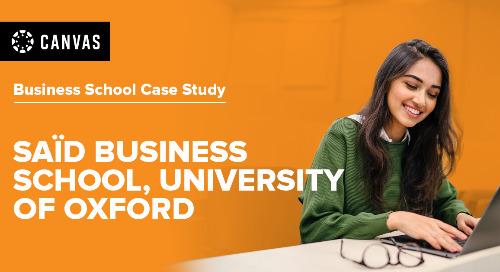 Case Study: University of Oxford