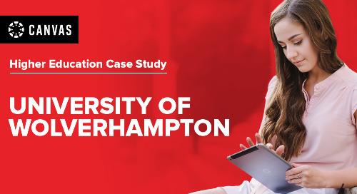 Case Study: University of Wolverhampton
