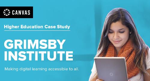 Case Study: Grimsby Institute