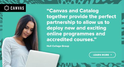 Canvas Catalog: The Future of Course Publishing and Registration