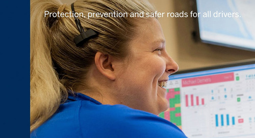 Video Intelligence: Protection, Prevention and Safer Roads for All Drivers