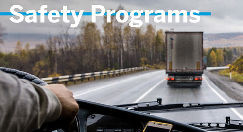 The Role of Video in Integrated Fleet Safety Programs