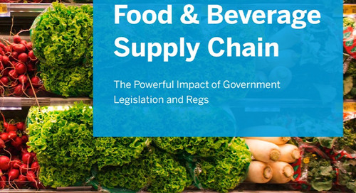 Food and Beverage Supply Chain