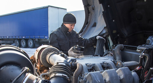 Deploying Fleet Maintenance Technology for Coronavirus Mitigation