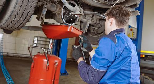 Expand Your Fleet Service Shop into A Profitable Service Center