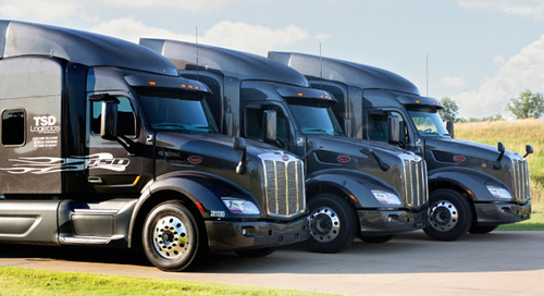 TSD Logistics Enhances Its Connectivity with the Trimble Duo