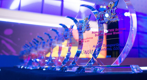 Trimble Recognizes Customer Innovations with 2019 in.sight Ovation Awards