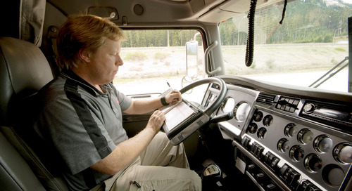 Improving Driver Retention With the Right TMS Software