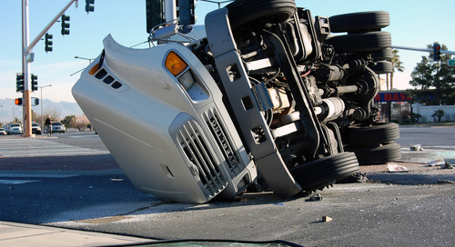 Take The Quiz & Discover The Truth Behind Trucking Accidents
